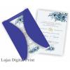 Convites + envelopes Color Plus (25 Unidades)
